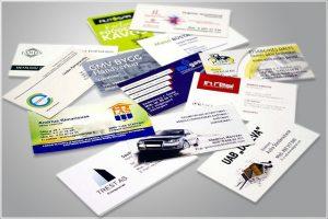 Vizitinės kortelės, spausdinimas, Bevardis