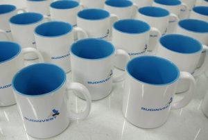 Reklaminiai puodeliai, Budinvest, (pagaminta Bevardis)