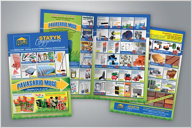 Katalogų spausdinimas